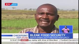 Food security on the spot ahead of the 6th Devolution Conference