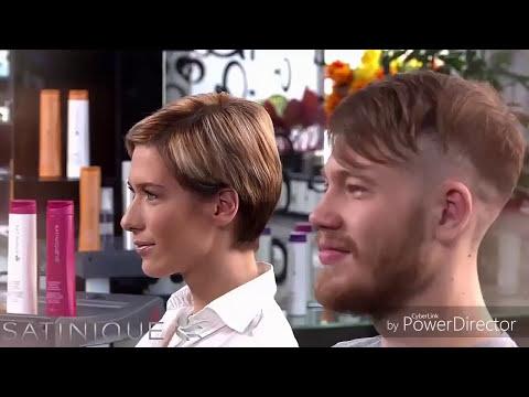 Презентация продукции Satinique, средства по уходу за волосами от Амвей