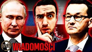 PILNE! Polska W KONFLIKCIE z Rosją! Znamy ODPOWIEDŹ | WIADOMOŚCI