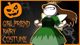 Girlfriend Fairy Halloween Costume!