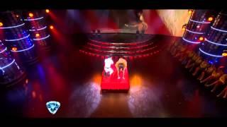 Showmatch 2012 - La Sentencia Y El Duelo Del Videoclip