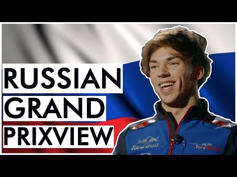 Russian Grand Prixview