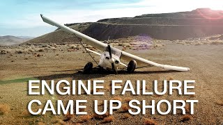 Simulated vs Real Engine Failure - Glide Ratio