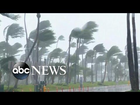 Rear Adm. Peter Brown on Coast Guard response to Hurricane Irma