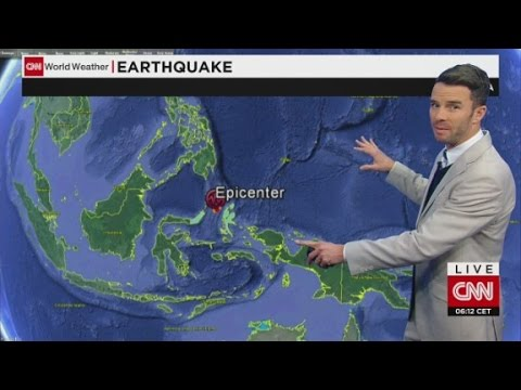 7.3-magnitude Earthquake Hits Indonesia