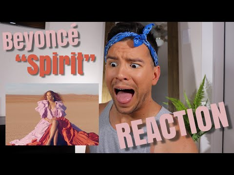 Beyonce - SPIRIT From Disney's The Lion King (Music Video) | REACTION VIDEO - Rueben Rambles