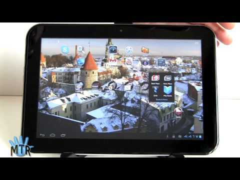 Toshiba Excite 10 Review