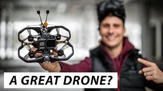 IFLIGHT PROTEK35 Cinematic FPV Drone Review // Best Cinewhoop?