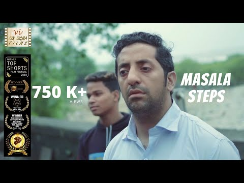 Award Winning Hindi Short Film | Masala Steps - Story Of Life & Relationships | Six Sigma Films