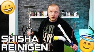 SHISHA REINIGEN VLOG ✌😃