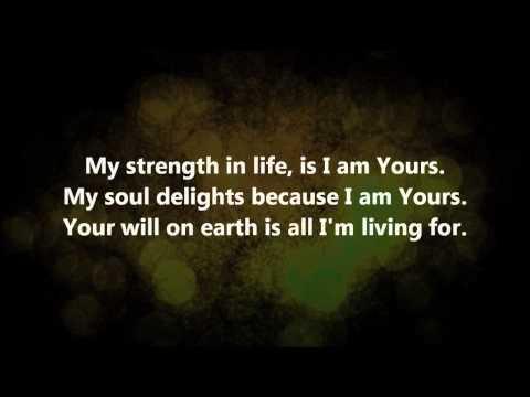 You Are My Passion - Jesus Culture w/ Lyrics