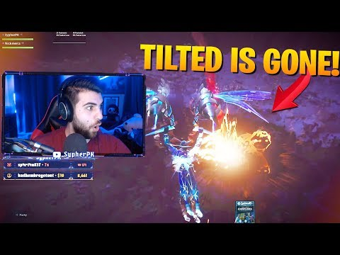 THEY DESTROYED TILTED!! UNVAULTING EVENT REACTION ft. Nickmercs (Fortnite Battle Royale)