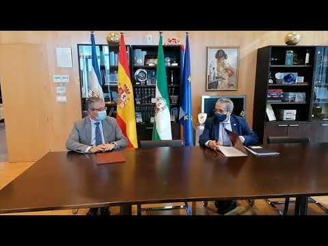 La Diputación y la UMA estrechan su colaboración para hacer frente a los nuevos retos de la época poscovid