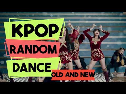 KPOP RANDOM DANCE OLD AND NEW