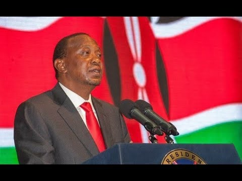 President Uhuru Kenyatta's full speech during first sitting of the 12th-Parliament
