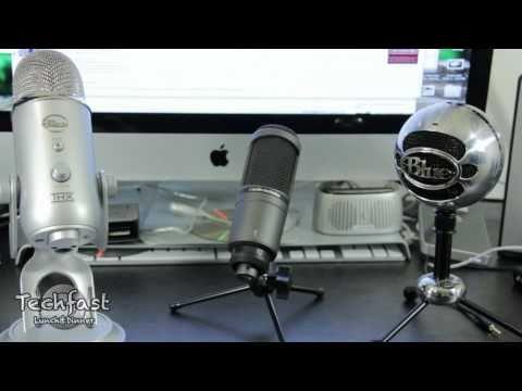 USB Mic Shootout: Review & Audio Comparison – Blue Yeti vs Snowball vs Audio Technica AT2020
