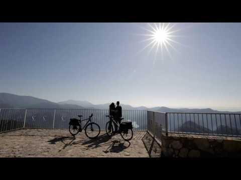 Bicicleta de Trekking Híbrida Cloot Adventure 28