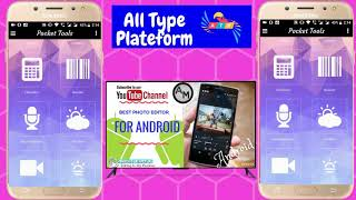 All Type Plateform App Review    2018   Hindi    All in one App   