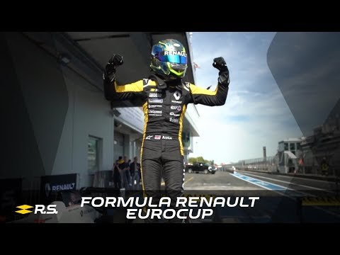 2018 Formula Renault Eurocup - Max Fewtrell