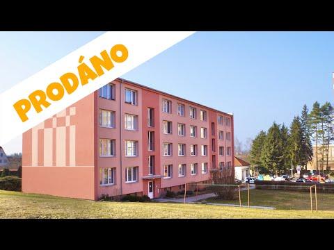 Video z << Prodej bytu 3+1, 76 m2, Milevsko >>