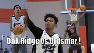 Niven Glover, Zavien Smith & Oak Ridge vs Oldsmar! Hoop Exchange Fall League
