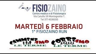 FisioZaino RUN - 6 febbraio 2018