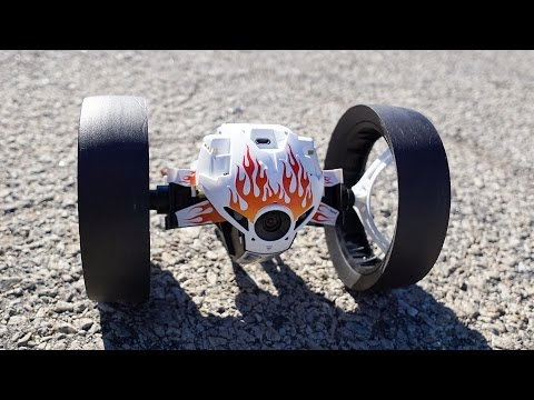 Parrot Minidrone Jumping Race Drone