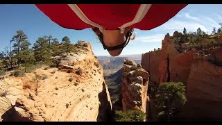 Download Youtube: This Wingsuit Flyer Will Make You Pee Yourself | Scotty Bob Presents: New World Aviators, Ep. 1