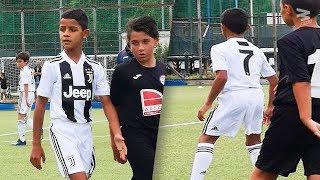 sport Cristiano Ronaldo Junior