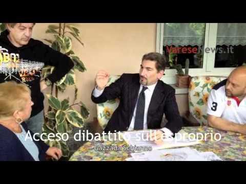 Acceso dibattito tra Cattaneo e la signora Bottelli