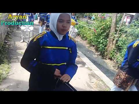 Pawai Ta'aruf Di Iringi Marching Band Mts Guppi Manggungan Part 4