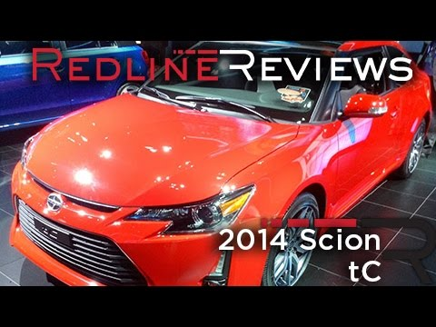 2014 Scion tC - New York International Auto Show