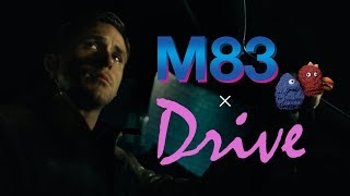 'Drive' opening credits with Solitude - M83
