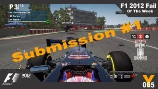 F1 2012: Fail of the week Submission #1