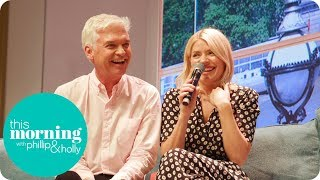 Holly and Phillip Have a Secret Signal for When a Guest Is Being Outrageous | This Morning