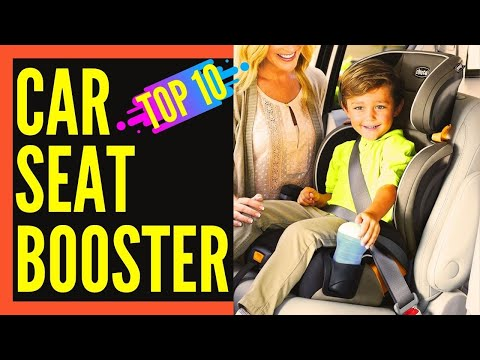 Best Booster Seats 2017 || Best Booster Seats with Harness and without Harness