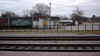 preview picture of video 'Wilson, North Carolina Amtrak Station - November 27 2012'