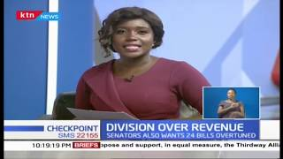 Governors, Legislators troop to court Division over revenue allocation | Checkpoint | Part 2