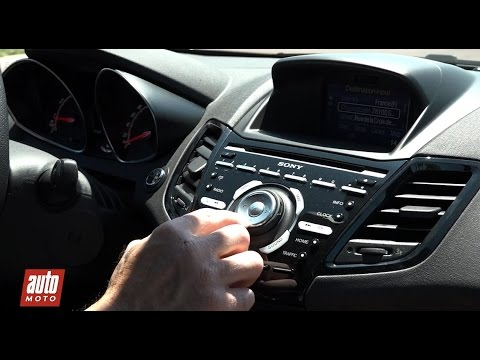 2015 Ford Fiesta ST : ergonomie tableau de bord - Coup de gueule AutoMoto