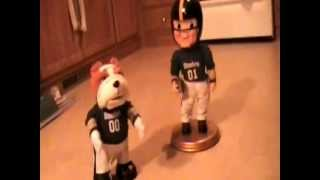 preview picture of video 'Visiting Steeler Country - Les's Favorite Football Toys 1'
