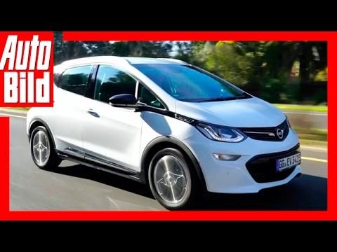 Offizieler Teaser: Opel Ampera E (2017) - Der Reichweite- Champion