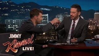 Jimmy Kimmel & Jamie Dornan Remember Don Rickles