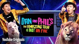 The Amazing Tour Is Not On Fire