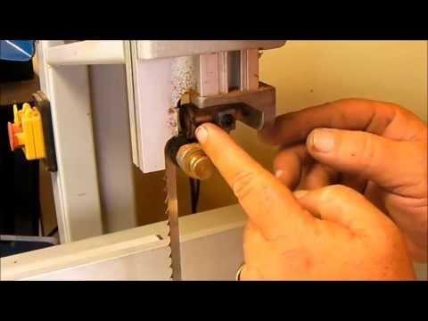 #42 Configurando la sierra de cinta (resubido)