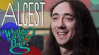 Alcest   What's In My Bag?
