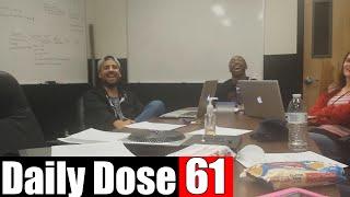 #DailyDose Ep.61 - Creative Meeting  #G1GB