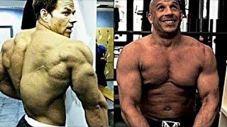 Mark Wahlberg & Vin Diesel Workout 2017 Motivation