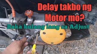 Paano Mag Adjust Ng Clutch Para Mapalambot Ang Kambyo Ng Motor