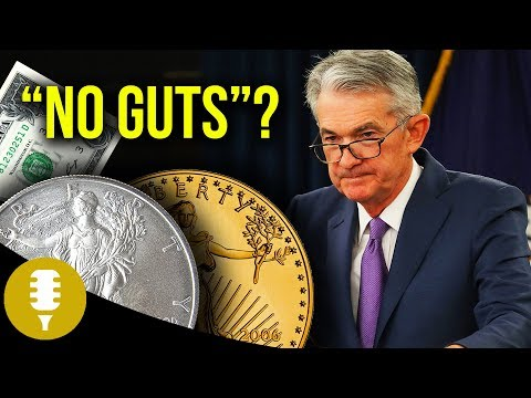 FED Cut Blowback - How Did Gold & Silver React? Golden Rule Radio