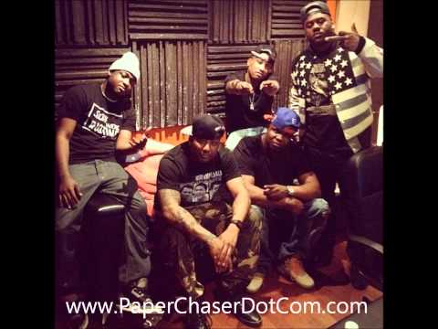 Maino & The Mafia - Fuck These Industry Niggas [2013 New CDQ Dirty NO DJ]